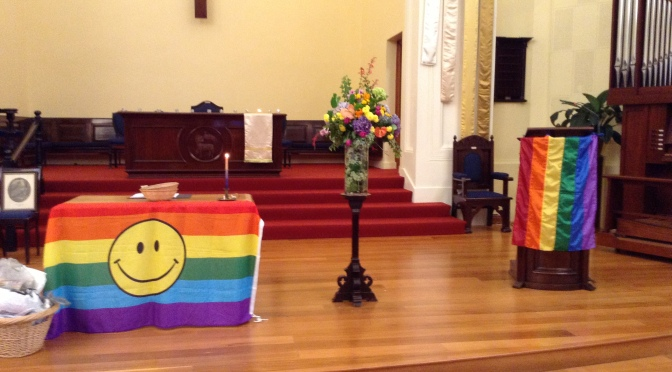 Yes to Love website: Faithfully inclusive in Aotearoa