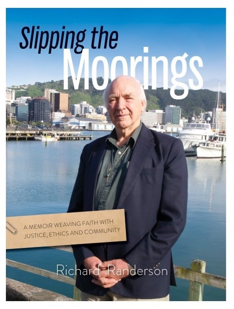 Bishop Richard Randerson Slips the Moorings