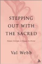 Val Webb - Stepping out book cover