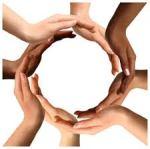 hands - multi-ethnic - religious education