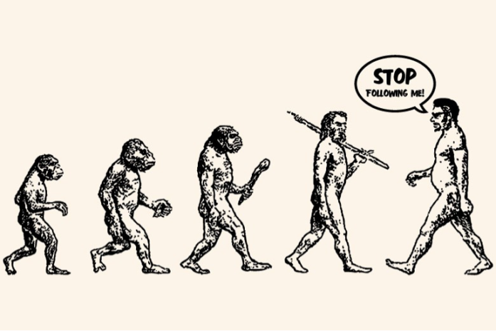 What are we going to evolve into?