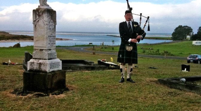 Piper Waipu Cemetery