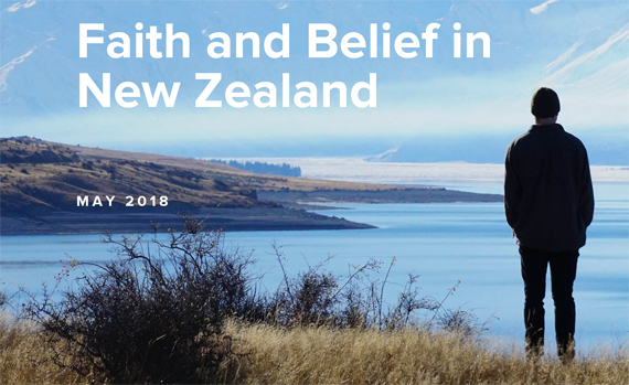 Faith and belief in NZ